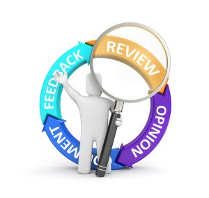 Exercise Diligence When Leaving an Online Review