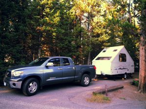 Seven Areas to Look Before Buying a Used Camper