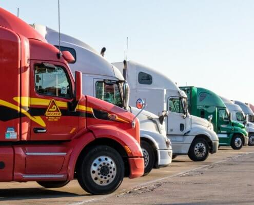 How to keep truckers healthier on the road